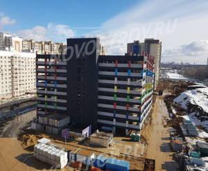 ЖК «Новое Бутово»: ход строительства корпуса №18