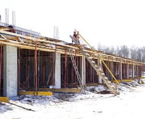 МЖК «Южная Долина»: ход строительства корпуса №15