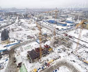 ЖК ЦДС «Елизаровский»: ход строительства 1 очереди