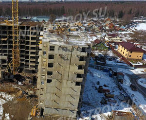 ЖК «Янинский каскад-5»: из группы застройщика