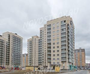 ЖК «Люберцы 2018»: ход строительства корпуса №42