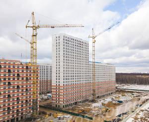 ЖК «Восточное Бутово»: ход строительства корпуса №8.2