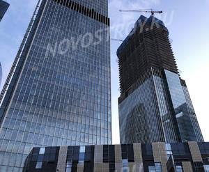 МФК «Neva Towers»: ход строительства