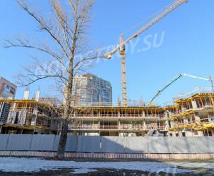 ЖК «Veren Next октябрьская»: ход строительства