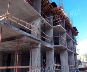 ЖК «Отрадный»: ход строительства корпуса №1