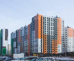ЖК «Бутово-Парк 2Б»: ход строительства корпуса №28 из группы дольщиков