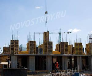 ЖК «ДОМодедово Парк»: ход строительства корпуса №7