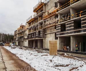 ЖК «Живи! В Курортном»: ход строительства корпуса №580