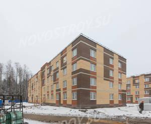 МЖК «Юнтолово»: ход строительства 4 очереди