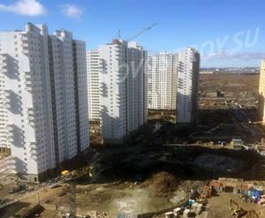 ЖК «Шушары» (Пушкинская): ход строительства корпуса №40.1