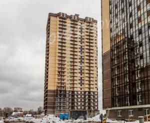 ЖК «Живи! В Рыбацком»: ход строительства ФЗУ 9