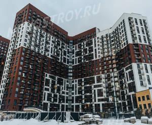 ЖК «Петр I»: ход строительства корпуса №3
