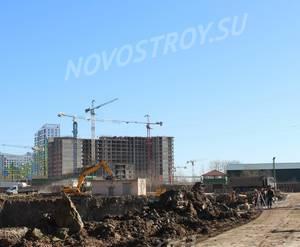 ЖК «Триумф Парк»: ход строительства 6 очереди