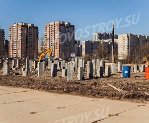 ЖК «Живи! В Рыбацком»: ход строительства 3 очереди