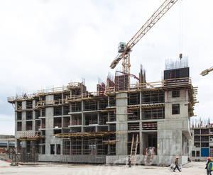 ЖК «Преображение»: ход строительства корпуса №3