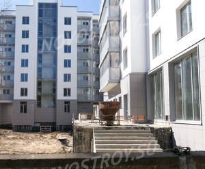 ЖК «Дом на Социалистической, 114»: ход строительства (апрель 2019)