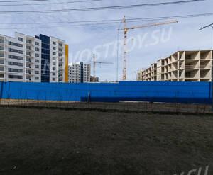 ЖК «Финские кварталы»: ход строительства (апрель 2019)