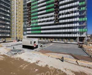 ЖК «UP-квартал «Комендантский»:  ход строительства