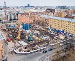 ЖК «Grand House»: ход строительства