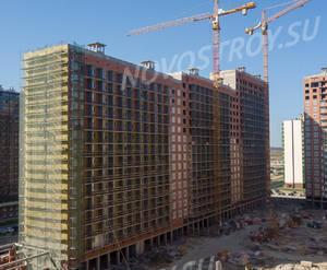 ЖК «Краски лета»: ход строительства дома №13