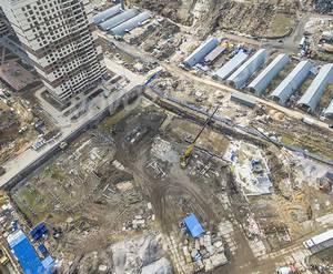 ЖК ЦДС «Приневский»: ход строительства корпуса №7
