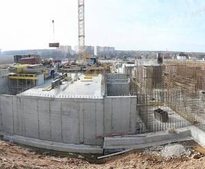 ЖК «Цветочные поляны»: ход строительства корпуса №2