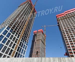 ЖК «Небо»: ход строительства