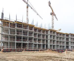 ЖК «Некрасовка» (Маресьева): ход строительства корпуса №9