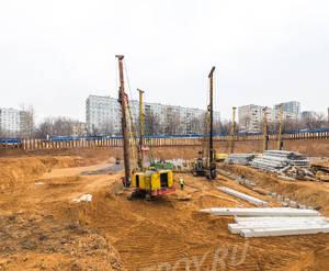 ЖК «КутузовGRAD II»: ход строительства корпуса №1