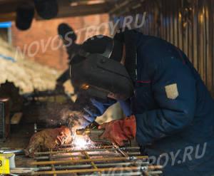 ЖК «КутузовGRAD II»: ход строительства корпуса №2
