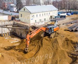 ЖК «Медный 3.14»: ход строительства