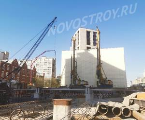 МФК «RED7»: ход строительства