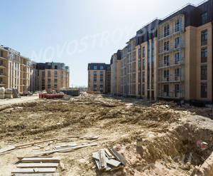 ЖК «СолнцеPark»: ход строительства (май 2019)