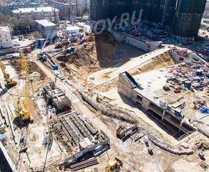 ЖК «Династия»: ход строительства 3 очереди