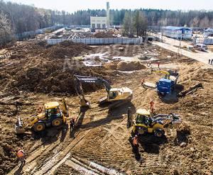 ЖК «Рассказово»: ход строительства дома №14