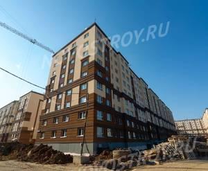 ЖК «Государев дом»: ход строительства корпуса №47
