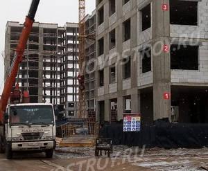 ЖК «Южное Бунино»: ход строительства корпуса №2