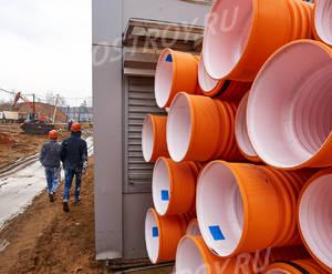 ЖК «Новокрасково»: ход строительства дома №6