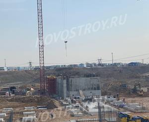 ЖК UP-квартал «Римский»: ход строительства корпуса №5