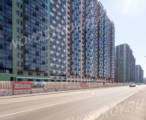 ЖК «Мир Митино»: ход строительства корпуса №7