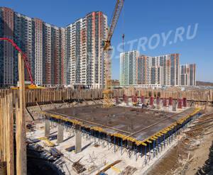 ЖК «Мир Митино»: ход строительства корпуса №14