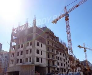ЖК «Город»: ход строительства корпуса №8