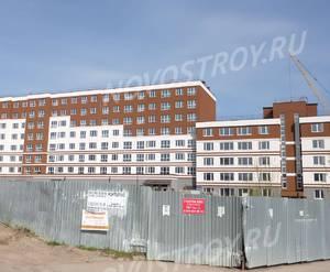 МЖК «Малина»: ход строительства корпуса №5.3