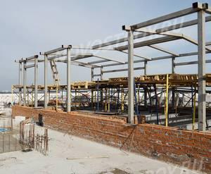 ЖК «Баркли Медовая Долина»: ход строительства 2 очереди