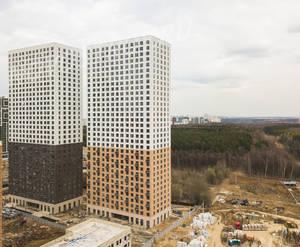 ЖК «Столичные поляны»: ход строительства корпуса №3