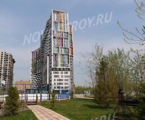 ЖК «Новая Звезда» (Газопровод): ход строительства корпуса №5,6,7