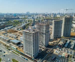ЖК «Метрополия»: ход строительства