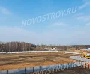 ЖК «Новое Пушкино»: ход строительства корпуса №18