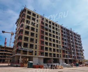 ЖК «Кварталы 21/19»: ход строительства корпуса №14