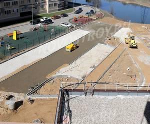 ЖК «Татьянин парк»: ход строительства корпуса №8А,Б,В